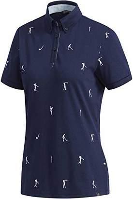 ed156e353ccd4 adidas (アディダス) - [adidas Golf(アディダスゴルフ)]ポロシャツ 半袖 AD19SS