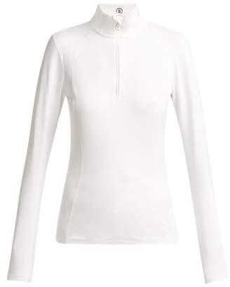 Bogner Madita Half Zip Baselayer Top - Womens - White