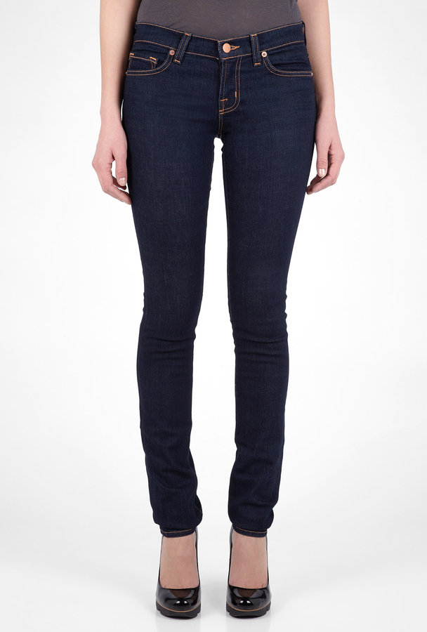J Brand Ink Low Rise 12