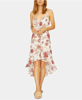 Sanctuary Palm Springs Printed High-Low Sleeveless Dress