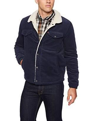 Levi's Men's Corduroy Sherpa Lined Trucker Jacket