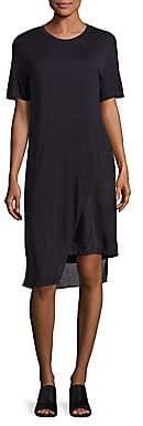 Public School Women's Kisa Asymmetric Shift Dress