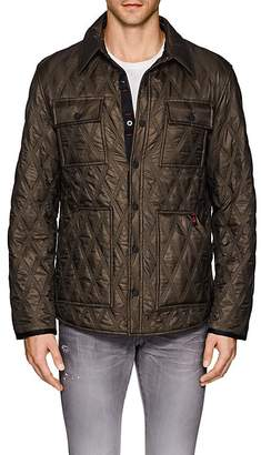 Rainforest MEN'S HEATED DIAMOND-QUILTED JACKET