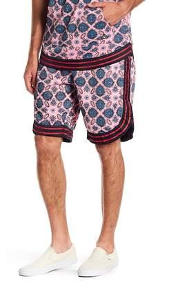 American Stitch Patterned Shorts