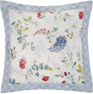 Pip Studio Hummingbirds Star White Cushion