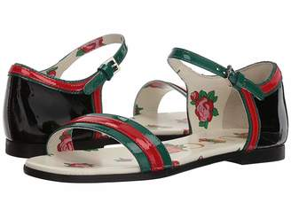 Gucci Kids Abby Sandal (Little Kid)