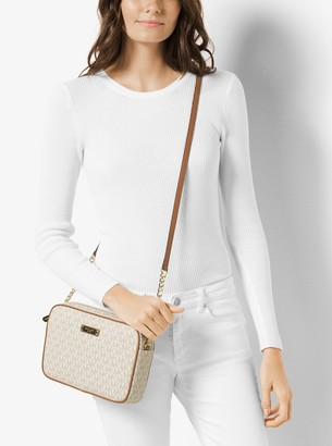 MICHAEL Michael Kors Jet Set Travel Logo Crossbody