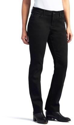 Lee Women's Secretly Shapes Regular Fit Straight-Leg Jeans