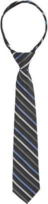 Calvin Klein Kid's Pre-Tied Striped Tie