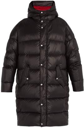 Valentino Oversized quilted down coat