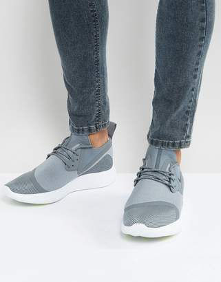 Nike Lunar Charge Sneakers In Grey 923619-002