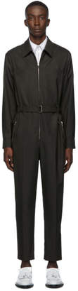 3.1 Phillip Lim Green Suiting Jumpsuit