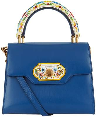Dolce & Gabbana Welcome Contrasting Top Handle Bag