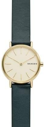 Skagen Signatur Green Watch