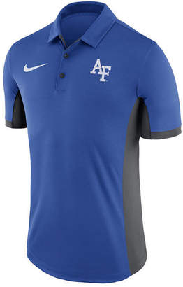 Nike Men's Air Force Falcons Evergreen Polo