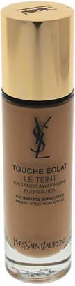 Saint Laurent 1Oz #B 30 Almond Le Teint Touche Eclat Radiance Awakening Foundation Spf 22