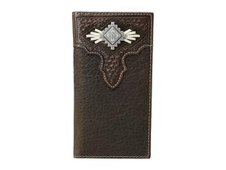 M&F Western Aztec Concho with Lace Rodeo Wallet