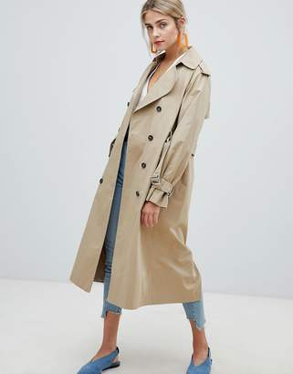 New Look Oversized Trench Trench Coat