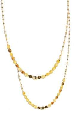 Lana Nude Duo 14K Yellow Gold Multi-Strand Necklace