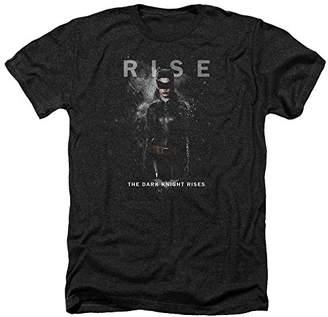 Trevco Men's Batman Dark Knight Rises Short Sleeve T-Shirt
