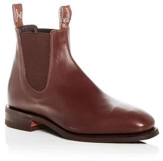 R.M. Williams Men's Leather Chelsea Boots