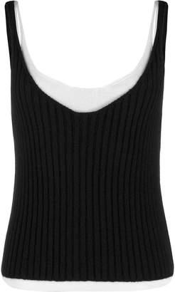 Bottega Veneta rib-knit camisole