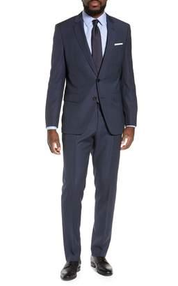 BOSS Huge/Genius Trim Fit Suit