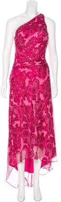 Laundry by Shelli Segal Printed Maxi Dress