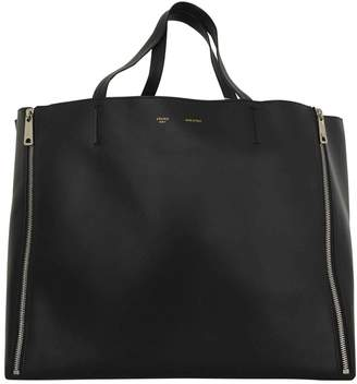 Celine Cabas leather tote
