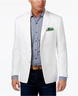 Lauren Ralph Lauren Men's Classic-Fit Solid Linen Sport Coat $295 thestylecure.com
