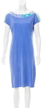 Emilio Pucci Knee-Length Silk Dress