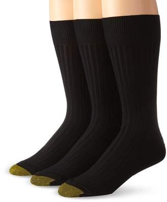 Gold Toe Men's Canterbury Dress Sock