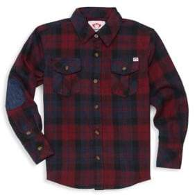 Appaman Boy's Cotton Button-Down Shirt