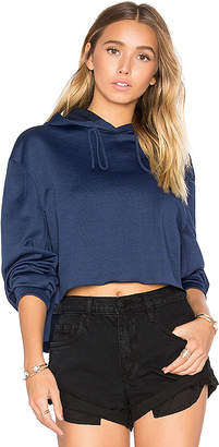 Cheap Monday Attract Hoodie in Navy. - size L (also in XS)