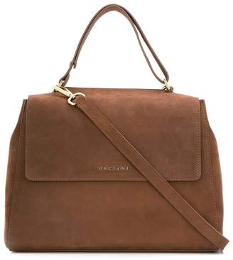 Orciani cross body tote bag