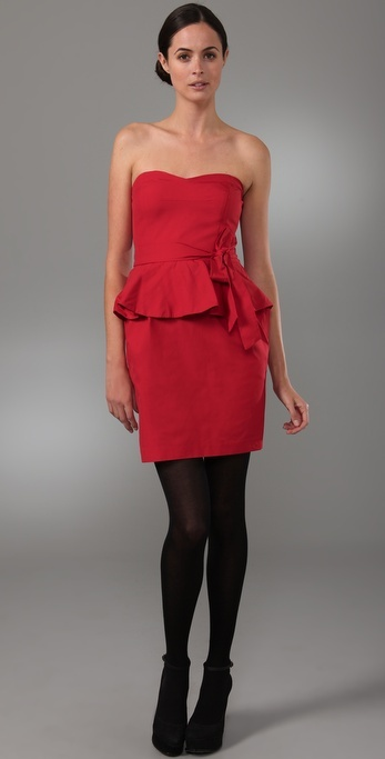 Dkny Sweetheart Dress