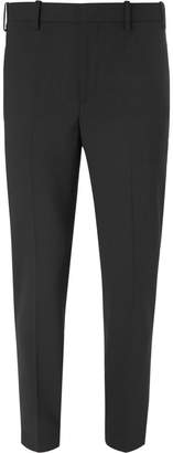 Neil Barrett Slim-Fit Stretch-Crepe Trousers