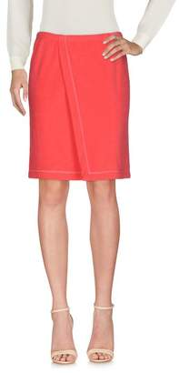 DSQUARED2 Knee length skirt