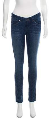 Sold Low-Rise Super Skinny Jeans