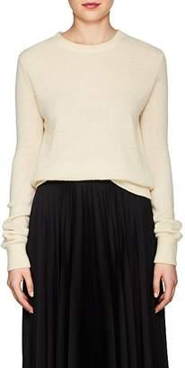 The Row Women's Minco Cashmere-Silk Crewneck Sweater