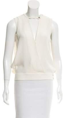 Maiyet Silk Sleeveless Top