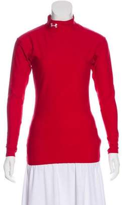 Under Armour Long Sleeve Turtleneck Top