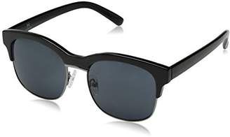 Halston H Women's HH 137 Rectangular Fashion Designer UV Protection Sunglasses