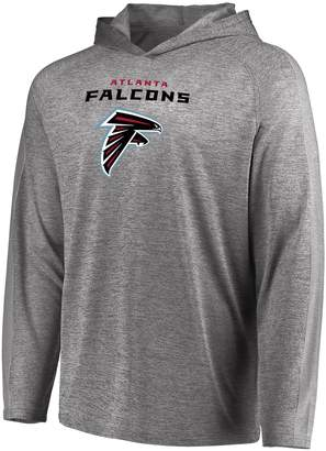 Majestic Men's Atlanta Falcons Fan Flow Hooded Tee