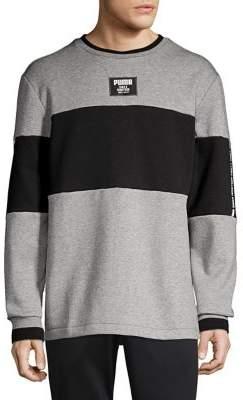 Puma Rebel Colorblock Pullover