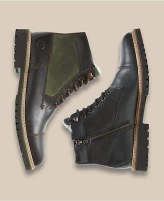 Rockport Men's Marshall Rugged Cap-Toe Boots