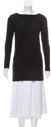 Ralph Lauren Black Label Linen Oversize Sweater