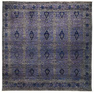 "Solo Rugs Eclectic Area Rug, 8' 1"" x 8' 1"""