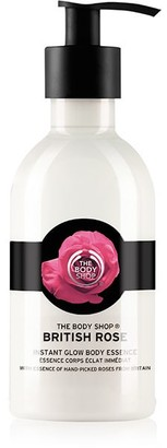 The Body Shop British Rose Instant Glow Body Essence Lotion