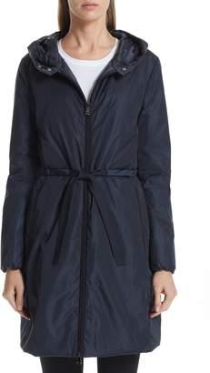 Moncler Bruant Down Hooded Coat